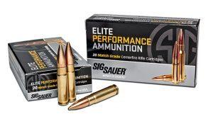 Sig Sauer Elite Performance 300 BLK MatchKing OTM