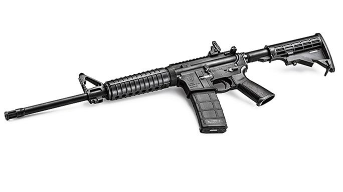 AR 2016 Ruger AR-556 Rifle solo