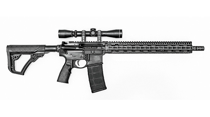 Test Daniel Defense DDM4V11LW Rifle right
