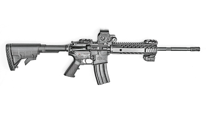 Lightweight AR rifles Diamondback DB15B