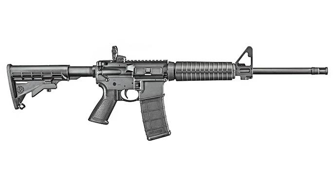 Lightweight AR rifles Ruger AR-556