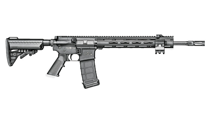 Lightweight AR rifles Smith & Wesson M&P15 VTAC II