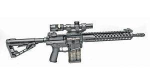 Lightweight AR rifles Wilson Combat Tactical Lightweight