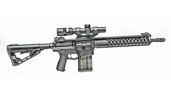 Lightweight AR rifles Wilson Combat Tactical Lightweight