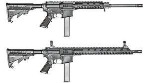 Stag Arm Model 9 Model 9T Rifles lead