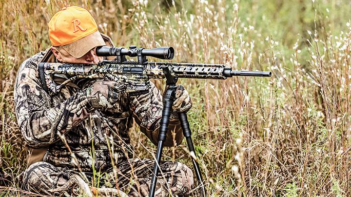 Remington R-25 GII lead