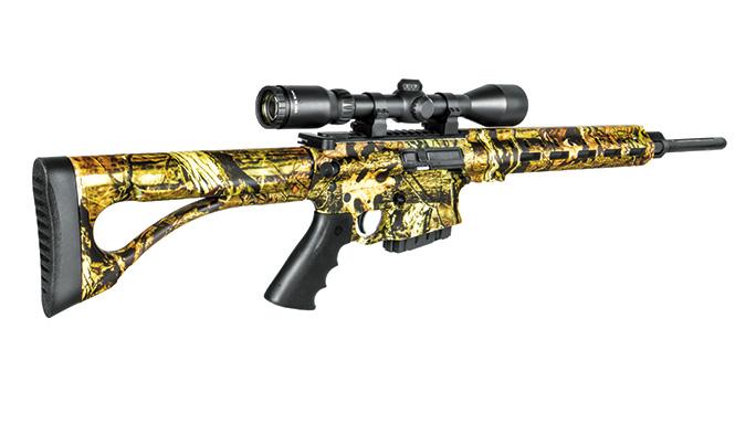 Remington R-25 GII solo