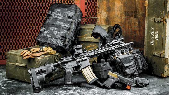 Bravo Company Manufacturing RECCE-11 KMR AR-Platform Pistol