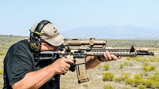alpha Bravo Company Manufacturing RECCE-16 KMR-A Rifle field