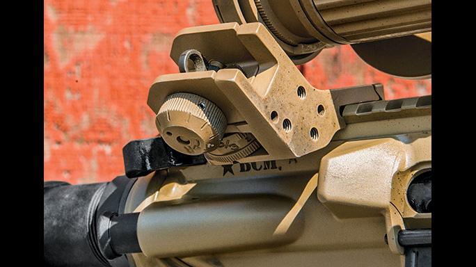 alpha Bravo Company Manufacturing RECCE-16 KMR-A Rifle rear