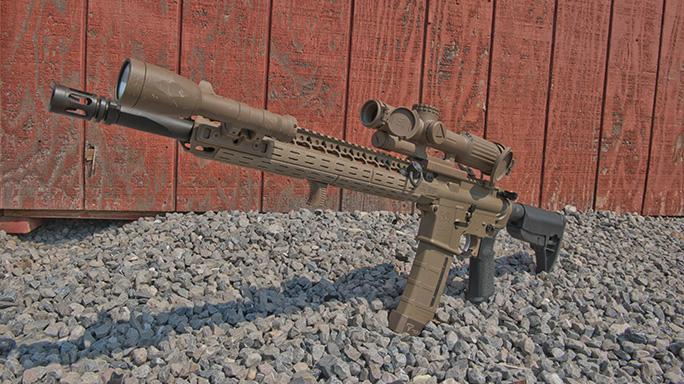 alpha Bravo Company Manufacturing RECCE-16 KMR-A Rifle solo