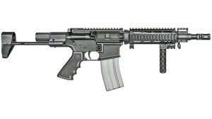 Rock River RRA LAR-15 PDW