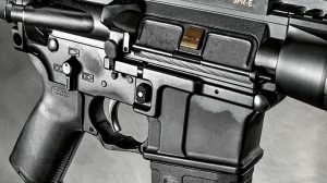 LWRC Six8 AR Rifle controls