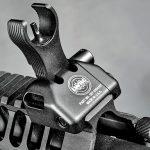 LWRC Six8 AR Rifle sight
