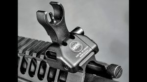 LWRC Six8 AR Rifle sight