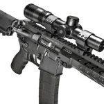 Test Lewis Machine & Tool SLK8 Rifle scope