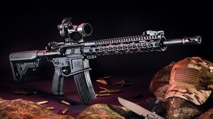 Midwest Industries SSK12 Minute Man Rifle solo