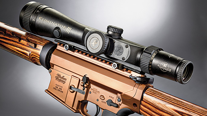Windham weaponry wood .308 Hunter upper