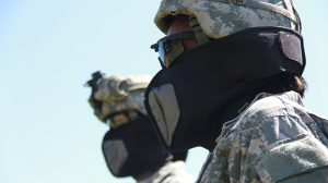 Army Respiratory Protective Mask Wrap