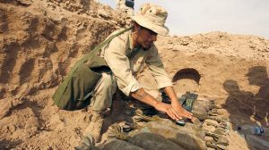 Veterans Day US Army History Iraq