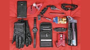 Everyday Carry Ballistic Winter 2016 practical