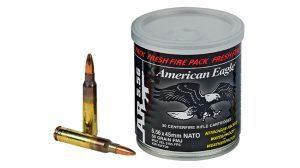 Federal American Eagle 5.56x45mm Fresh Fire Packs