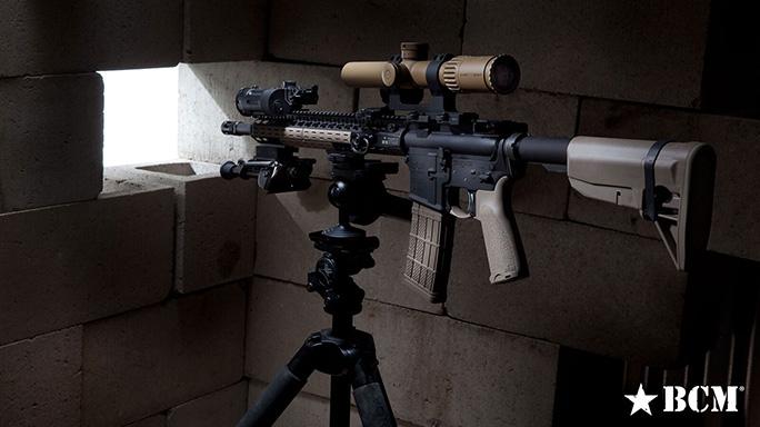 Bravo Company KMR-Alpha Modular Handguard pod
