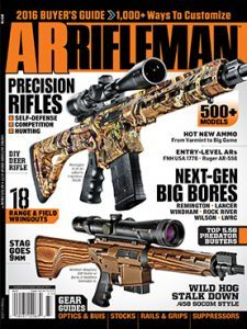 The Complete AR Rifleman 2016 Cover