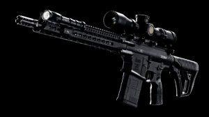Daniel Defense DD5V1 7.62 Rifle