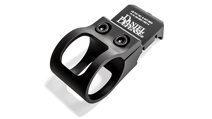Daniel Defense Offset Flashlight Mount solo