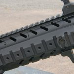 VIDEO Sig Sauer 9mm MPX-P Pistol handguard