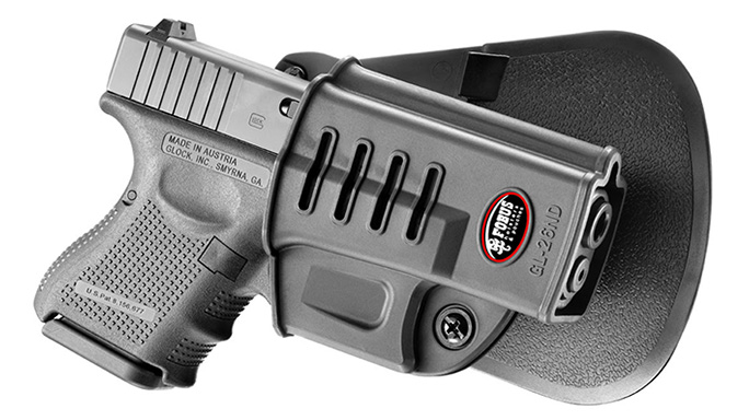 Fobus GL-26 Evolution Glock Hoster