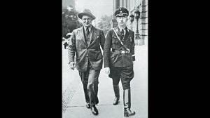 Axis leaders Göring and Himmler were two of Hitler's most fervent disciples.
