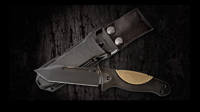 Hogue Inc. Releases EX-F02 Fixed Blade Knife