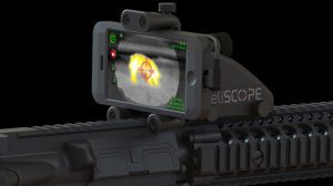 Inteliscope Announces PRO+ Rifle Mount
