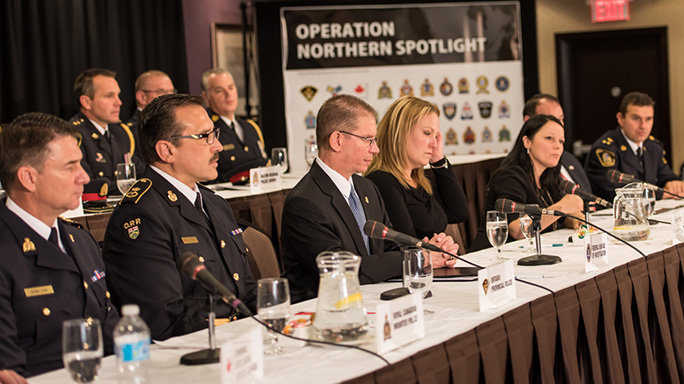 Operation Northern Spotlight 2015