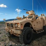 Oshkosh Defense M-ATV 6x6 Technology Demonstrator lead