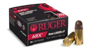 PolyCase Ruger ARX Ammunition 9mm