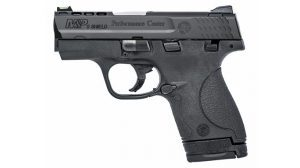 Smith & Wesson's M&P Shield 9mm Ported Pistol