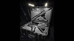 Test DRD Tactical CDR-15 Rifle suitcase