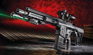 test Daniel Defense DD5V1 Rifle lead