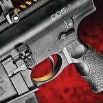 test Daniel Defense DD5V1 Rifle trigger