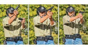 Test Glock 40 Gen4 MOS Adler