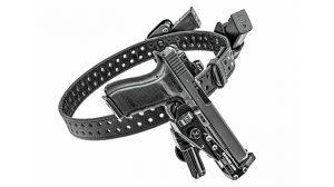 Test Glock 40 Gen4 MOS belt