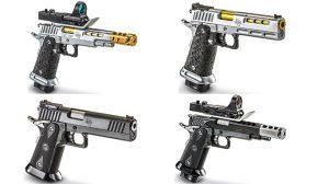 STI Speed Demons: 10 Competition Pistols From STI International