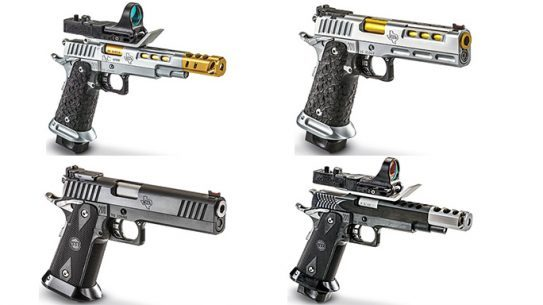STI Speed Demons: 10 Competition Pistols From STI International