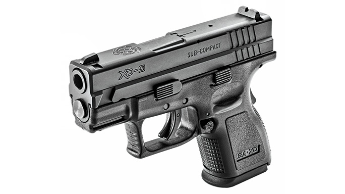 "Springfield Armory XDs XD 3"" Sub-Compact"