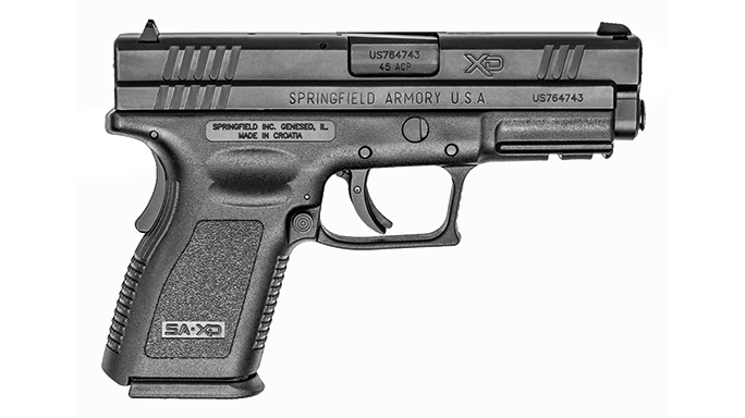 "Springfield Armory XDs XD 4"" Compact Service"