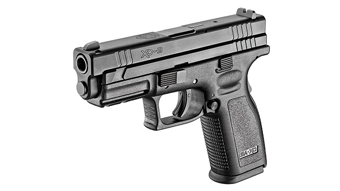 "Springfield Armory XDs XD 4"" Service"