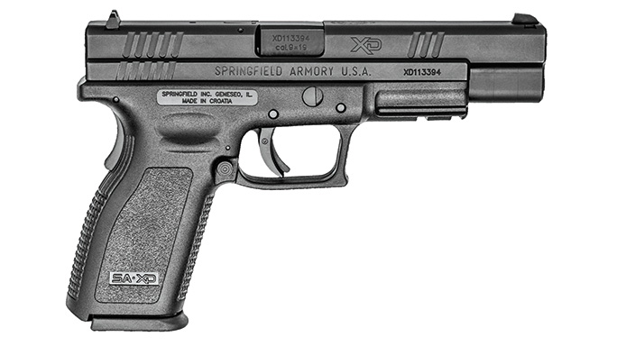 "Springfield Armory XDs XD 5"" Tactical"